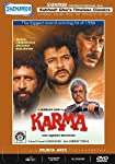 Hailed as the best film on anti-terrorism by the President of India, Karma captures the thrilling action drama that unfolds when criminals become soldiers. Reputed jailer, (Dilip Kumar) engages three death-row convicts about to face the gallows (Jack...