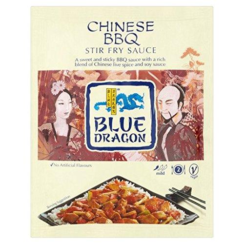 Blue Dragon Chinese BBQ Sauté Sachet 120g
