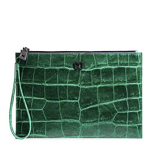 Eric Javits Damen Mode-Designer-Handtasche Einheitsgröße Smaragd