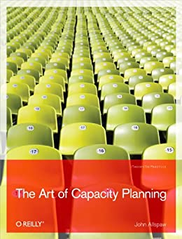 The Art of Capacity Planning: Scaling Web Resources von [Allspaw, John]