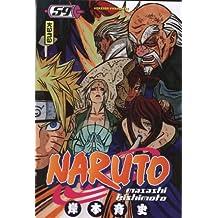 Naruto, Tome 59 :