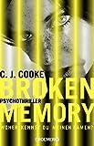 Broken Memory: Psychothriller