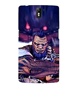 Ebby Printed back cover for OnePlus One(Premium Designer case)