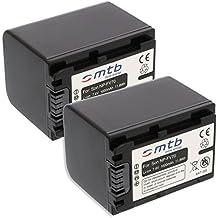 Batería 650mah para Sony dcr-dvd150 dvd150e sx30