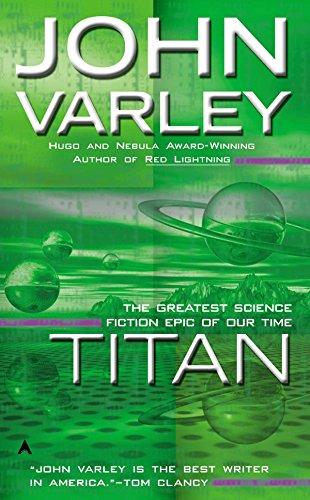 Titan (Gaia) por John Varley