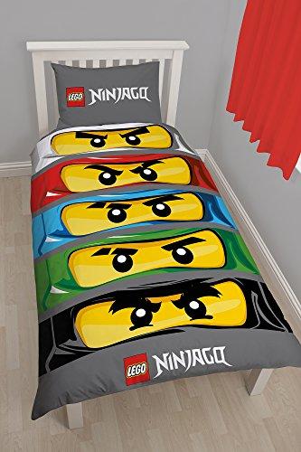 Character world Beddengoed-set Lego Ninjago Ogen
