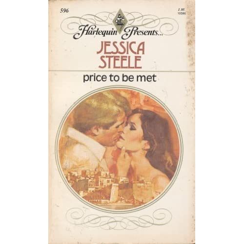 Price to Be Met (Harlequin Presents #596)