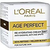 Best Cream For Rosaceas - Loreal Paris Age Perfect Re-Hydrating Anti-Sagging + ANti-Age Review