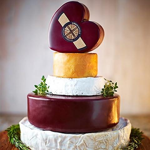 Celebración godm Westminster para tarta de queso