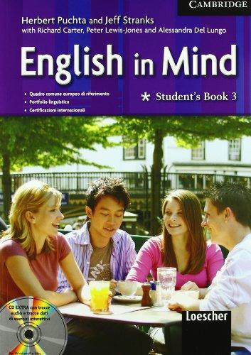 English in Mind. Workbook-Student's book. Per le Scuole superiori. Con CD Audio. Con CD-ROM: 3