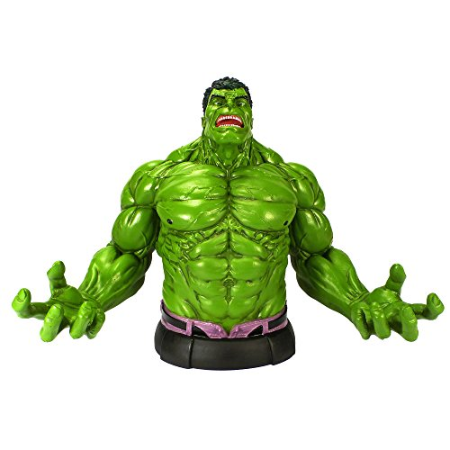 Sherwood Media - Busto Super Heroes Marvel de Hulk