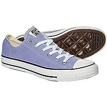 Converse Unisex Sneaker Converse - Zapatillas para mujer, color lila, talla 35