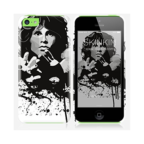 Skin iPhone 5C de chez Skinkin - Design original : Morrison par Besss Coque iPhone 5C