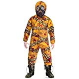 Amscan Kinder Halloween Quarzentine Zombie Boy Kostüm Large 8-10 years