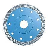 DoubleleDisco diamantato da 115 / 125mm per smerigliatrice da Taglio Sottile per Disco in gres porcellanato