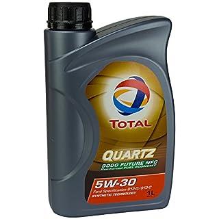 TOTAL quartz 9000 Future NFC SAE 5W-30 Motoröl, 1L