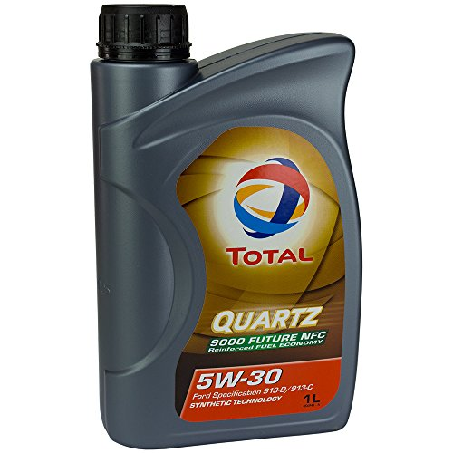 Total quartz 9000 Future NFC SAE 5W-30 Motoröl, 1L (03 Öl)