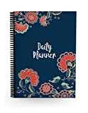 #8: Floral Minimalist Daily Planner (A5 Size)