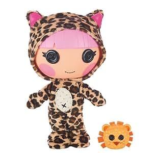 Lalaloopsy Littles – Whiskers Lion's Roar – Poupon 18 cm (Import Royaume–Uni)