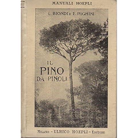 Il pino da pinoli: cultura prodotti industrie. Manuali Hoepli;
