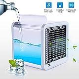 HARIVAR MART Mini Portable Air Cooler Fan Arctic Air Personal Space Cooler The