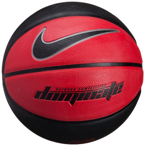 newest d9950 85b19 Nike 0685068889950 Dominate Basketball Red Black Size 7- Price in India