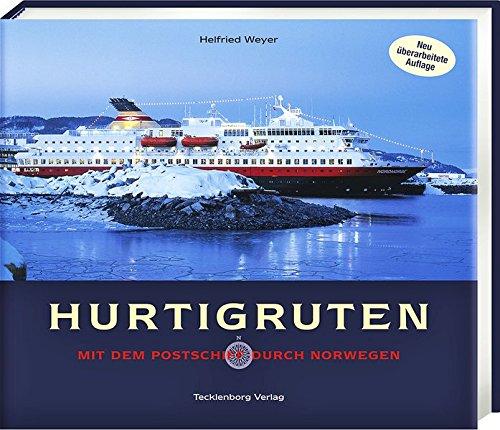 Hurtigruten: Mit dem Postschiff durch Norwegen: Alle Infos bei Amazon