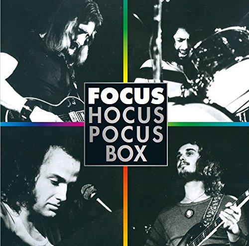 Hocus Pocus Box (Brasilianische Musik-cd)