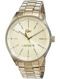 Lacoste Damen-Armbanduhr Philadelphia Analog Quarz 2000898