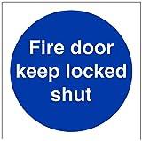 Vsafety 18015 AF-S señal obligatoria,Fire