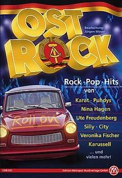 Ost Rock: Rock Pop Hits für Gesang Klavier Gitarre