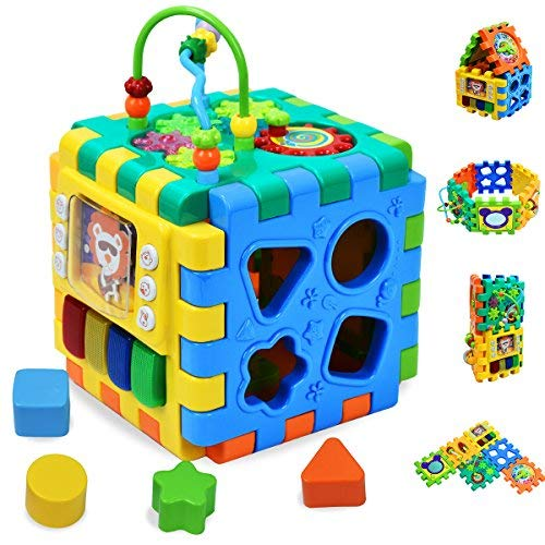 INvench Musical Activity Cube Ba...