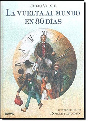 La vuelta al mundo en 80 días (Col Clásicos)