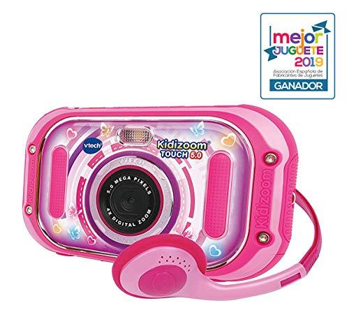 2. VTech - Cámara de fotos para niños Kidizoom Touch