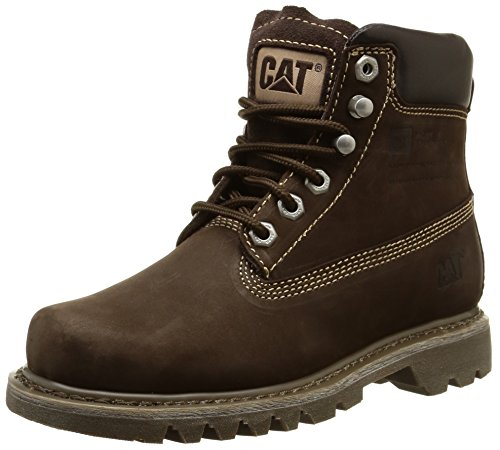 Caterpillar Bruiser, Bottes Chukka femme Marron (Chocolate)