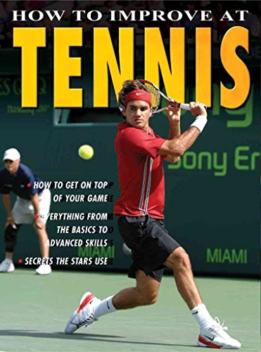 [(How to Improve at Tennis)] [By (author) Jim Drewett] published on (February, 2008)