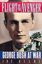 Flight of the Avenger: George Bush at War (G K Hall Large Print Book Series) by Joe Hyams (1991-12-02)