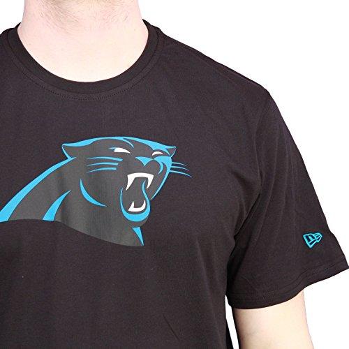 New Era Herren T-Shirt Nfl Green Bay Packers Logo, One size CARPAN Black