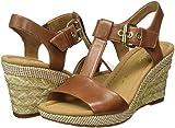 Gabor Shoes Damen Comfort Sport Riemchensandalen, Braun (Peanut (Bast)), 37 EU - 5