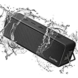ZoeeTree S10 Bluetooth Speaker, Bluetooth 5.0 Portable Speaker with 3D Stereo and 24W