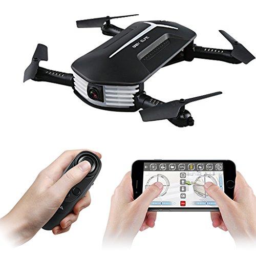 JJRC H37 mini drone pieghevole elettrico ELFIE con...