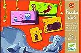 Djeco - Puzzle Duo Mamma E Bambino