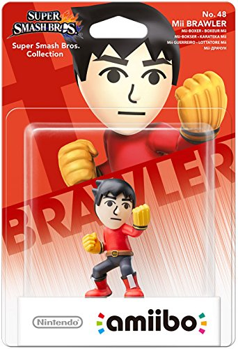 amiibo Smash Mii-Boxer