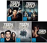 Teen Wolf - Die komplette Staffel 1+2+3+4+5 im Set - Deutsche Originalware [26 DVDs]