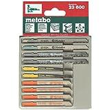 Metabo 6.23600.00 Stichsägeblattsortiment 10-teilig