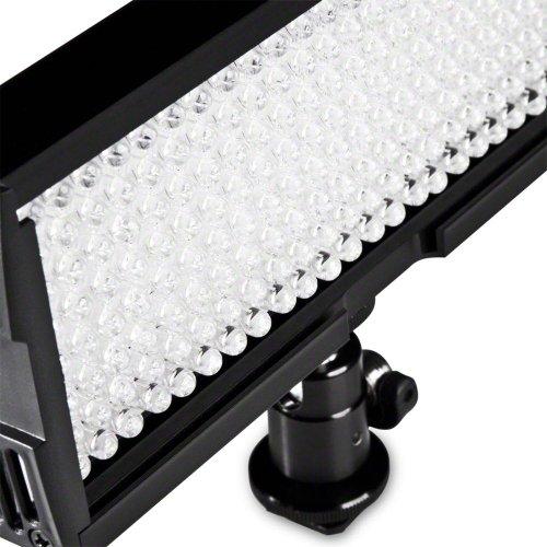 Walimex Pro LED-Videoleuchte mit 192 LEDs