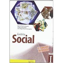 Ámbito Social. Nivel I. ESPA 1