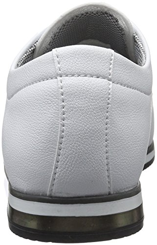 Tamboga 211, Sneakers basses mixte adulte Weiß (White 03)