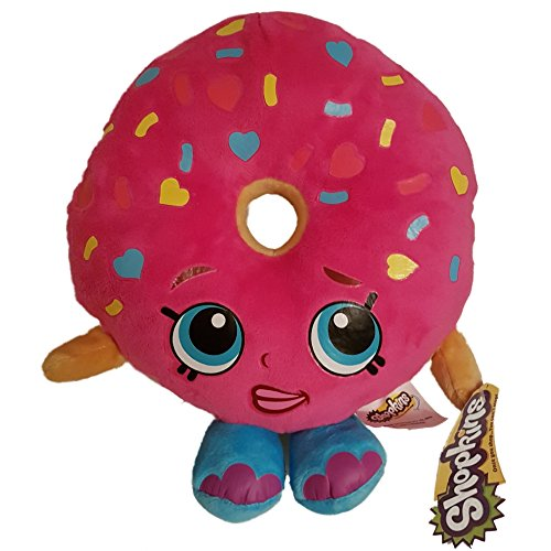 Shopkins D'Lish Donut Plush Toy
