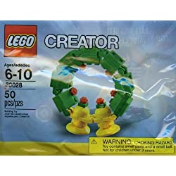 LEGO Stagionale: Vacanza Wreath Set 30028 (Insaccato)